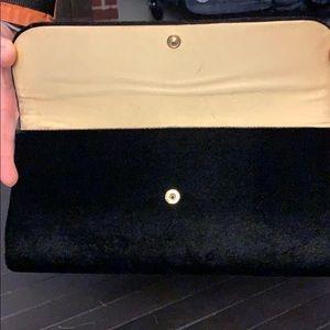 Victoria's Secret Bags - Velvet VS clutch